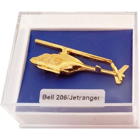 Bell 206 Jetrnager 3D (Gold)
