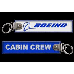 Breloc brodat  Boeing -...