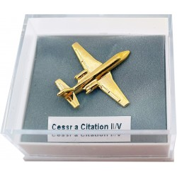 Cessna Citation II/V 3D (Gold)