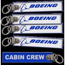 Boeing - Cabin Crew BagTag...