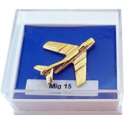 MiG 15 3D (Gold)