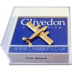 Piper Seneca 3D (Gold)