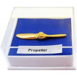 Propeller 3D (Gold)