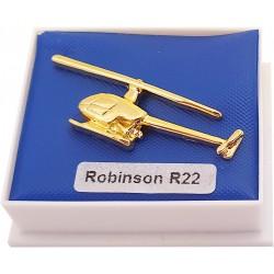 Robinson R22 3D (Gold)