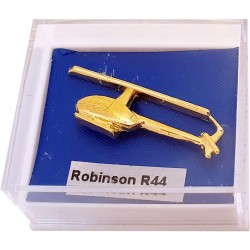 Robinson R44 3D (Gold)