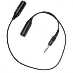 Pilot PA73 Adaptor audio tip Y