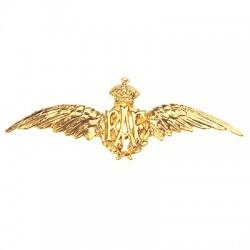 RAF Wings Large Badge