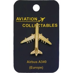 Airbus A340 3D