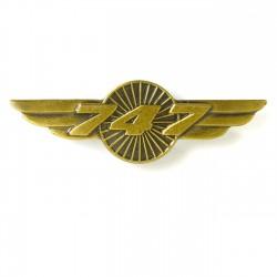 Boeing 747 Wings