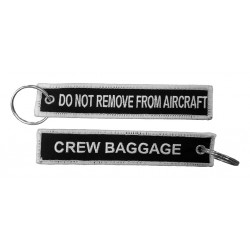 Do Not Remove From Aircraft...