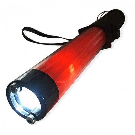 Red LED Lighted Safety...