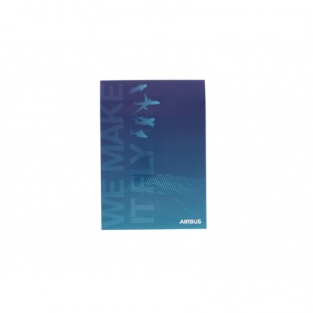 Airbus A5 notepad