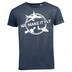 """Tricou Airbus """"We Make It Fly"""""""