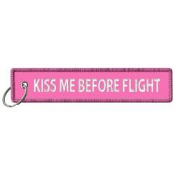 KISS ME BEFORE FLIGHT - Pink
