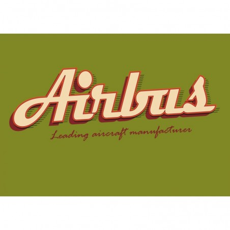 Tricou Airbus V-neck...
