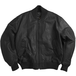 Alpha Industries MA-1 Leather