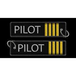 Pilot (4 bars) - Keychain