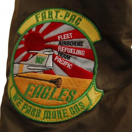 Alpha Industries CWU Pilot