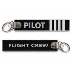 Breloc brodat Pilot (4...