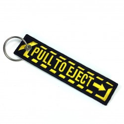 Pull To Eject Keyring