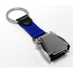 Airline Seatbelt Key Chain