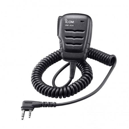 Icom HM-231 Microfon cu...