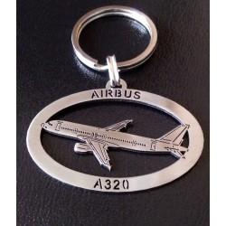 Airbus A320 – ellipse Keyring
