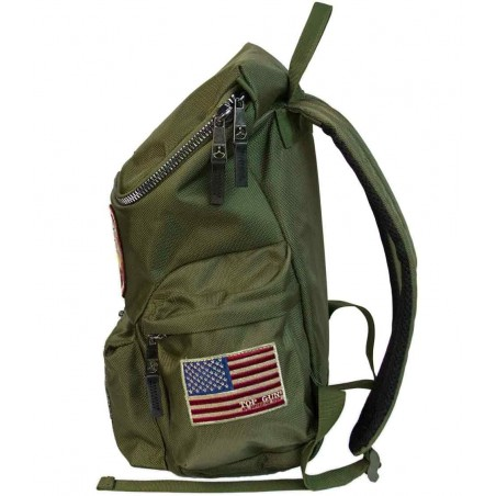 Top Gun® Backpack with Patches