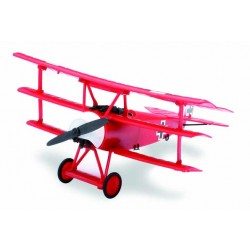 Macheta Fokker Red Baron Dr.1