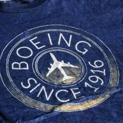 Tricou Boeing Since 1916