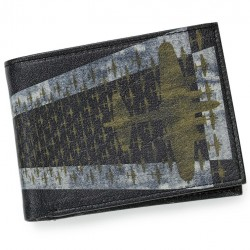 B-17 Formation Leather Wallet
