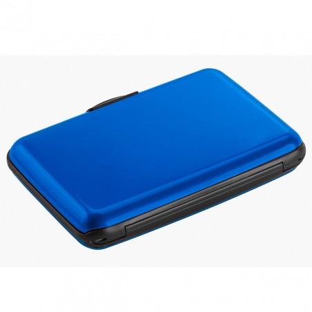 RFID-Blocking Aluminum Wallet