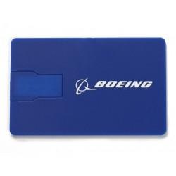Boeing Logo 16GB Flat USB...