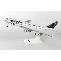 Boeing 747-400 Iron Maiden...