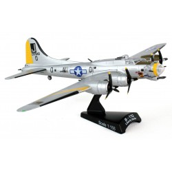 B-17 Flying Fortress...