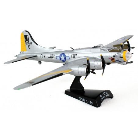 Macheta B-17 Flying...