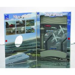 Miniature Airport Playset