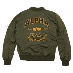 Alpha Industries MA-1 TT...
