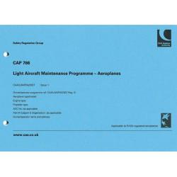 CAA UK CAP 766 Light...