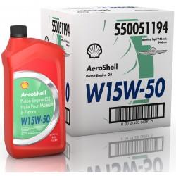 AeroShell Oil W15W-50
