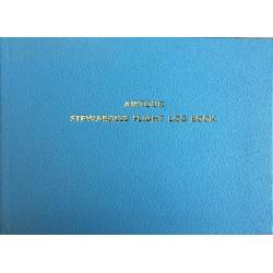 Stewardess Flight Log Book