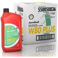 AeroShell Oil W80 Plus