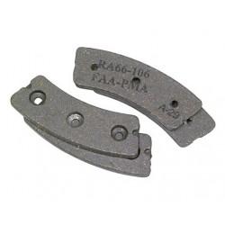 RAPCO Brake Lining RA066-10600
