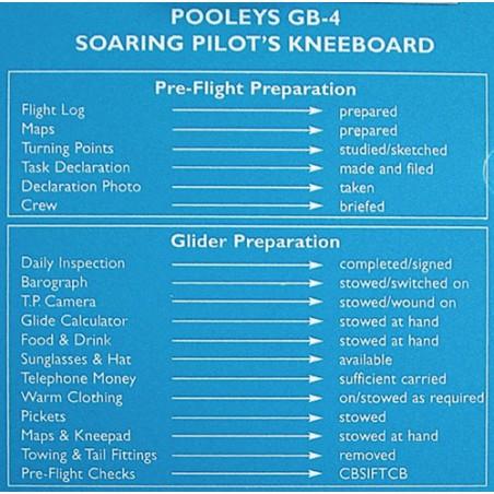 Pooleys GB-4 Soaring Knee...