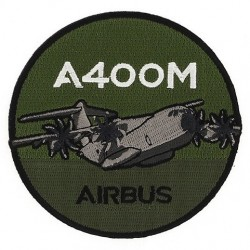 Airbus A400M Embroidered Patch