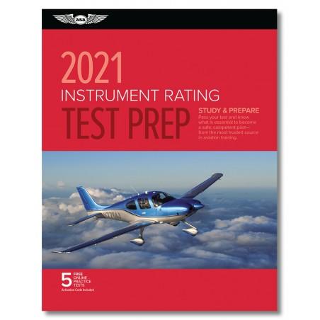 Test Prep 2021: Instrument...