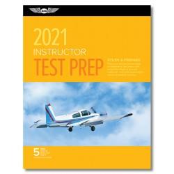 Test Prep 2021: Instructor