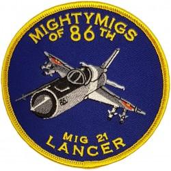 MiG 21 Lancer - Mightymigs...