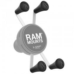 RAM X-Grip Rubber Cap...