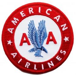 Emblema brodata American...